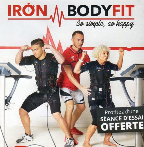 Iron Bodyfit Guérande La Baule