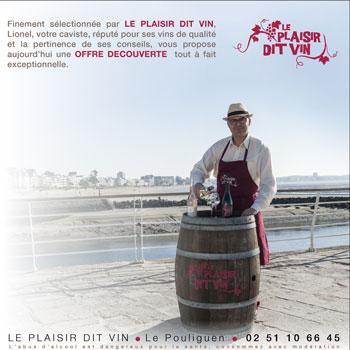 Le Plaisir dit Vin - Caviste