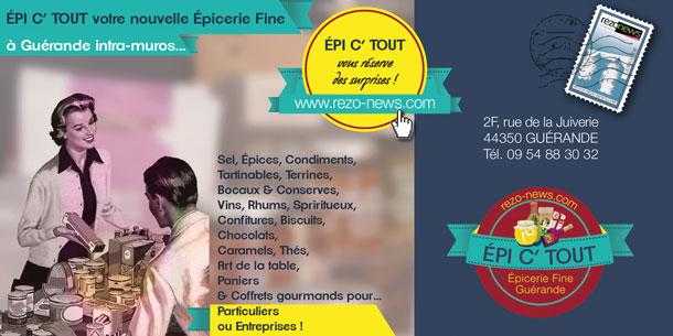 Epicerie Fine Guérande - Epi C'Tout