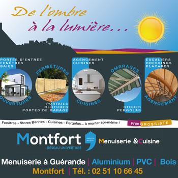 Menuiserie, cuisine </br> MONTFORT