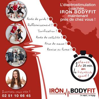Centre Electrostimulation - Iron Bodyfit